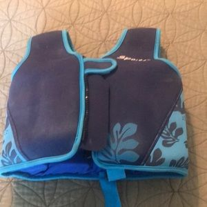 Baby/Toddler Floatation Vest. Size Small.